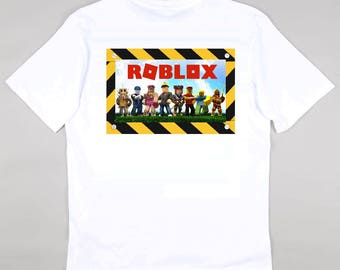 Team ROBLOX T Shirt Top Gaming New XBOX PS4 GAMER Adventures Gamers. Gamer Gaming Funky Top - Christmas Gift