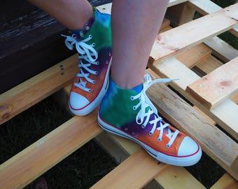 Canvas shoes size 39, fruit crush