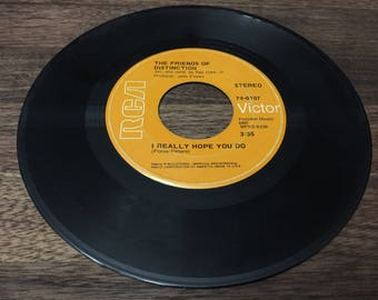 The Friends of Distinction 45 Vinyl Album
