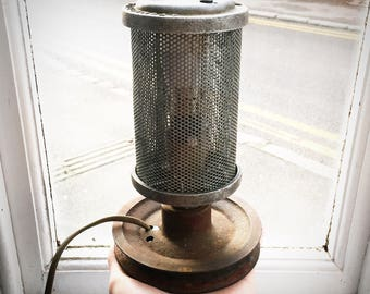 Industrial Filter Lamp ~ FREE SHIPPING WORLDWIDE