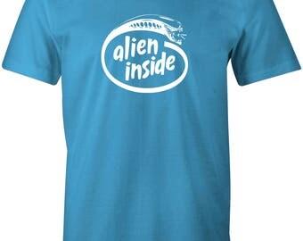 Alien Inside Children's T-Shirt