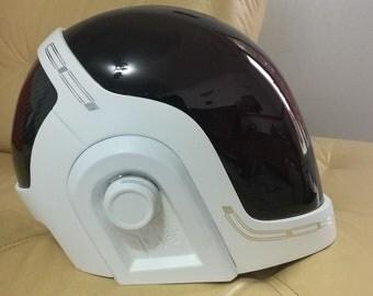 Custom Daft punk helmet