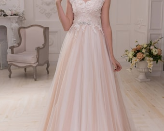Wedding dress wedding dress bridal gown LILYAN