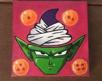 Piccolo Cupcake!