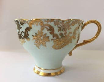 Paragon Fine Bone China Teacup- Double Warrant- Made in England- c. 1940