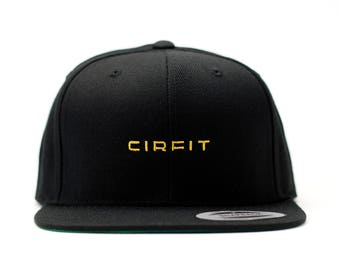 CIRFIT Snapback - Black/Gold