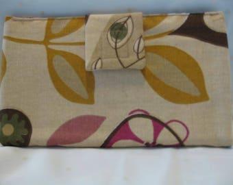 Fabric Ladies Wallet FWT102