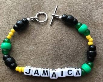 Carnival Collection Jamaica Bracelet