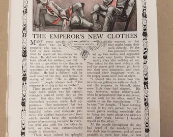 The Emperor's New Clothes Illustrated