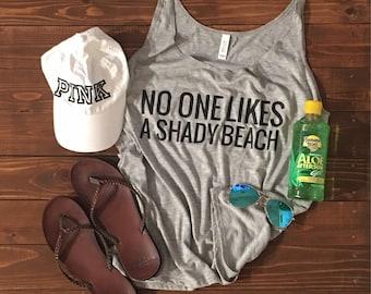 Shady Beach Tank