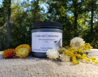 100% Activated Charcoal