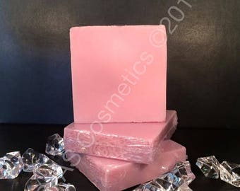 English Rose fragranced allergen & SLS free soap spa bar