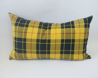 MacLeod Dress Tartan Pillowcase 16x26in