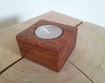 Candle holders * WOOD FIRE * candle holder