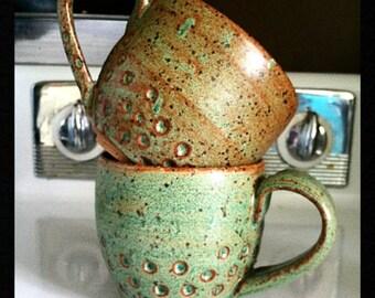 Sea Dots Mug
