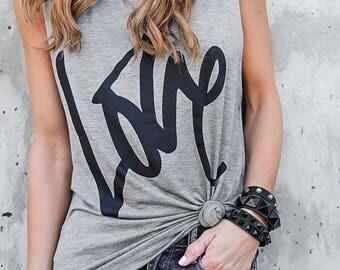 Womens LOVE T-Shirt