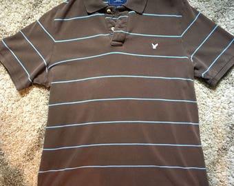 Vintage American Eagle Polo T-Shirt