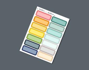 A La Carte May Colours