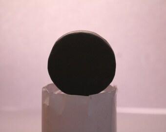 Soapstone Pendant in Black