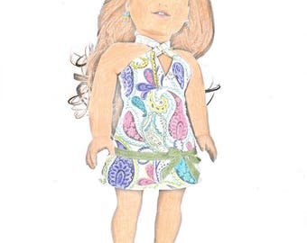 five coloring pages adult coloring doll photography greyscale art american girl doll