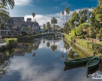 Canals of Venice, California