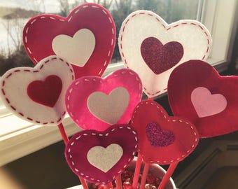 Heart Bouquet