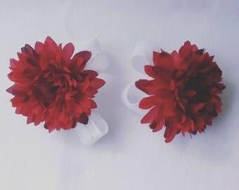 Flower puffs