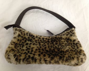Lil cheetah / leopard purse