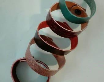 Learn colored bracelet
