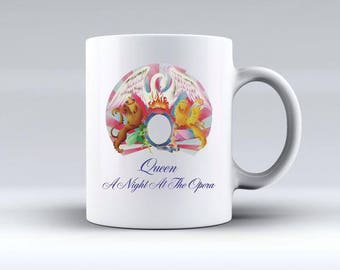 Queen A Night At The Opera - Mug