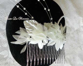 Elegant hair comb for hair of bride or other events