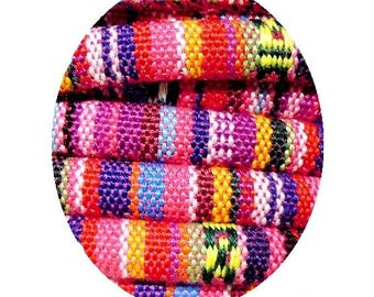 CORDON of cotton ethnic 6.5 mm