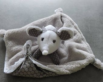 Cuddly soft mouse