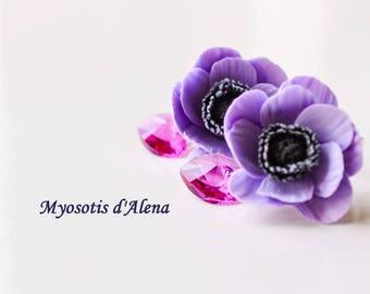 fantasy earrings earrings dangle earrings with hearts, flowers earrings earrings