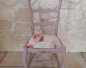 """""""countryside"""" Chair makeover so shabby and old patina"""
