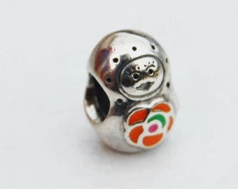 Genuine Pandora Russian Doll 790582ER