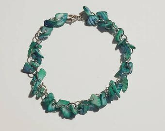 beaded jewelry / natural shell bracelet / bracelet / beaded bracelet / women bracelet / gift for her / bracelet / women's jewelry / gift