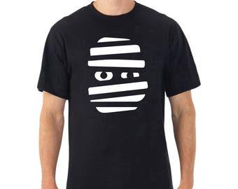MUMMY T-Shirt, Funny, Living Dead, Halloween