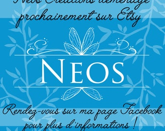 NEOs Creations soon moved on ETSY