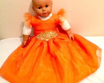 Princess dress for baby girl