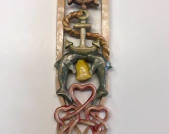 Nautical Love Spoon