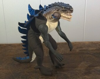 Godzilla-Toys-Godzilla Toys-Godzilla Movie-Godzilla 1998 Plush Toy-Movie Action Figures-Godzilla Plush-Licensed Movie Collectibles-Plush Toy