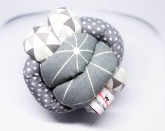 Ball knots #GRIGRI motor