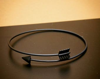 Black Arrow Bracelet