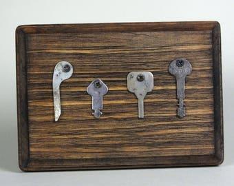 Vintage Key Plaque