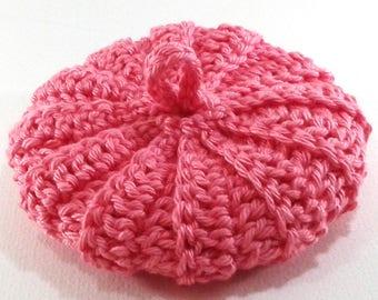 9 cm pink cotton Tawashi
