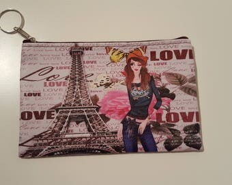 Clutch purse fashion Paris