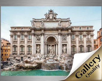 Trevi Fountain - Rome - Italy
