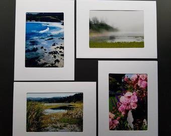 Photography Cards, Mendocino County California Collection