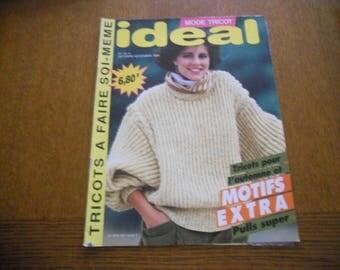 Fashion knit IDEAL number 10-11 November 1985